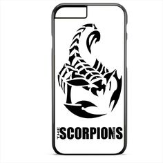 The Scorpions TATUM-10998 Apple Phonecase Cover For Iphone SE Case