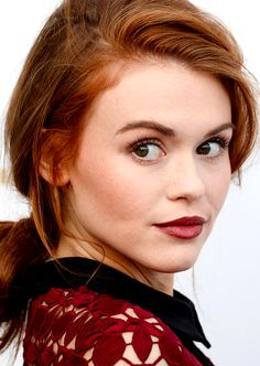 Holland Roden  at the premiere of 'She's Funny That Way' on August 19, 2015 in LA