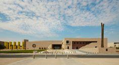 Carnegie Mellon University Qatar Campus. Doha 2009