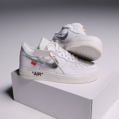 Nike Off-White Nike Air Force One Collab ComplexCon Size US 9 / EU 42