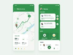 Ride To Live designed by Lukas Svarc . Connect with them on Dribbble; the global community for designers and creative professionals. Web Design, App Ui Design, User Interface Design, Design Layouts, Dashboard Design, Flat Design, Graphic Design, Mobile App Design, Mobile App Ui