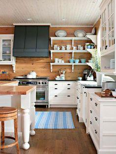 Modern Furniture: 2013 White Kitchen