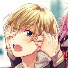 40 Best Kawaii Blonde Hair Anime Boys Images Drawings Anime Guys