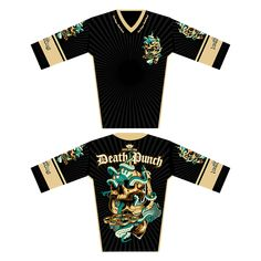 Kilsd Boys /& Girls Junior Fashion Five Finger Death Punch Long Sleeve T Shirts Black