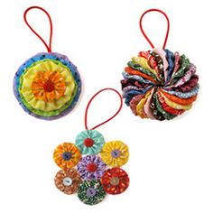 yoyo ornaments
