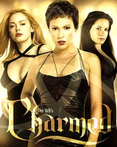 Charmed - As irmãs bruxas gatas.