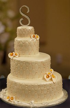 SatinSlices - Cakes + Desserts - Weddings in Houston