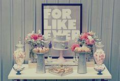 Tanrım Evleniyorum!: Düğün Büfeleri // Wedding Candy Tables