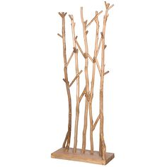 Rustic Twigs Coat Stand