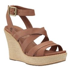 9ba032f4f3d612 Women s Earthkeepers® Danforth Leather Jute Wrapped Sandal by Timberland