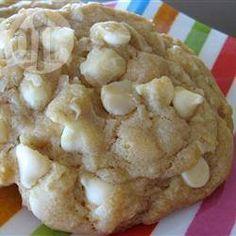 White Chocolate Macadamia Biscuits @ allrecipes.com.au