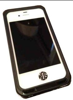 Marley Lilly-Home Screen Button Monogram