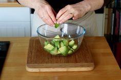 Evitar que os abacates escureçam