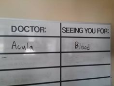 In the hospital.. Had to find humor in the little things. - Funny Pix