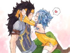 Gajevy - She tried to fix his hair - Rboz