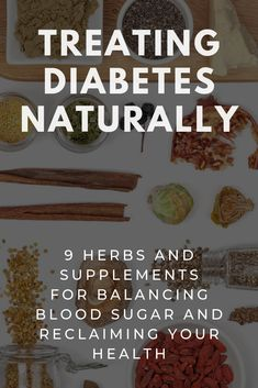 Treating Diabetes Naturally: Discover the 9 most potent and effective, naturopathic doctor recommended supplements and herbs for treating diabetes naturally and without side effects. How To Treat Diabetes, Beat Diabetes, Diabetes Meds, Gestational Diabetes, Diabetes Remedies, Health Remedies, Cure Diabetes Naturally, Diabetes Treatment, Diabetes Management