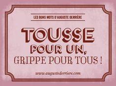Humour: les jeux de mots d'Auguste Derrière - 44 images
