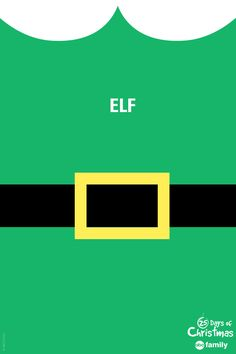 Elf. Christmas classic.