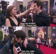 Teen Wolf, Holland Roden and Dylan O'Brien Image Stiles Teen Wolf, Stydia Teen Wolf, Stiles And Lydia, Teen Wolf Mtv, Teen Wolf Boys, Teen Wolf Dylan, Teen Wolf Cast, Teen Wolf Isaac, Teen Wolf Memes