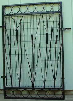Image detail for -... METAL GATE ON SALE ORNAMENTAL DECORATIVE IRON GARDEN ENTRY 5 FOOT