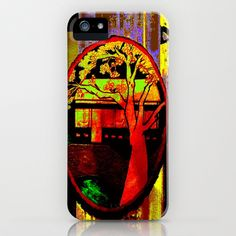 Pictured Memory iPhone & iPod Case by Christa Bethune Smith, Cabsink09 - $35.00