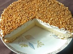 Recette: Tarte Brésilienne. Nutella, Fun Desserts, Dessert Recipes, Baking Games, Gravity Cake, Desserts With Biscuits, Cake & Co, Beef Dishes, Sweet Cakes
