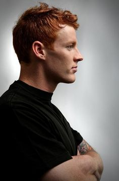 lunaticfringe salon red hair Megan Winegardner via Everything for Redheads onto Gingers