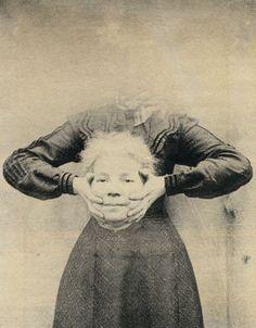 Des vieux portraits de gens décapités
