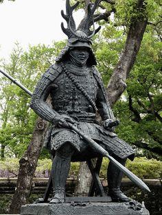 "Honda Tadakatsu, also called Honda Heihachirō, was a Japanese general of the late Sengoku through early Edo period, who served Tokugawa Ieyasu. Honda Tadakatsu was one of the Tokugawa ""Four Heavenly Kings"" along with Ii Naomasa, Sakakibara Yasumasa and Sakai Tadatsugu."