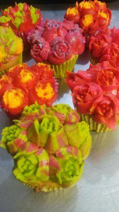 Cupcakes duyas rusas