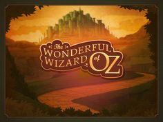 Gorgeous new storybook companion app - Wonderful Wizard of Oz