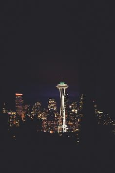seattle | washington LOVE Seattle! My whole family lives here. The people are so much nicer there.