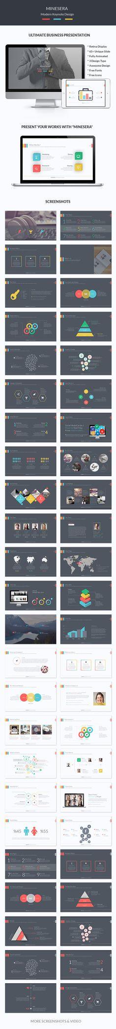 Minesera Business Keynote Presentation