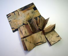 Bookart by Jean Mould Hart who will be exhibiting at turn the page artists' book fair 2015, May 1st & 2nd at the Forum, Norwich. www.turnthepage.org.uk