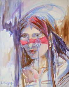 Little Bird, Spirit Guide Painting. Acrylic on canvas board Canvas Board, Spirit Guides, Angels, Bird, Painting, Angel, Birds, Painting Art, Paintings