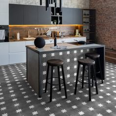 Instant, accurate results and unprecedented realism. With this new visualizer technology you don't Bathroom Floor Tiles, Kitchen Tiles, Tile Floor, Updated Kitchen, Kitchen Updates, Old Houses, Home Improvement, Retro, Interior