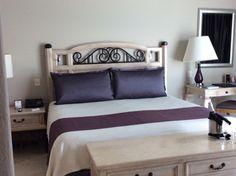Bedroom #1 in Caribbean Oceanfront Suite