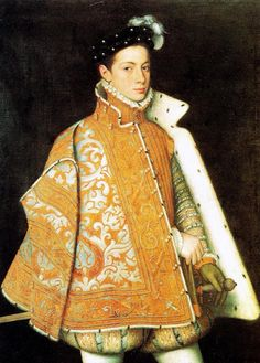 Duke of Parma by Sofonisba Anguissola