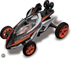 Racetin Micro Stunt - RC Auto - 1:32