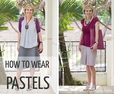 How to wear pastels: the ultimate ideas and inspiration guide!