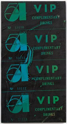 Studio 54 - VIP - Nightclub exhibit @ Friedman Benda Gallery, through Aug 17