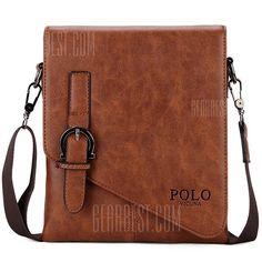 VICUNAPOLO Men Shoulder Bag -  15.66 Free Shipping 0b6e22e45e526