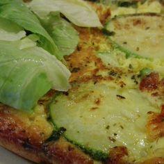Frittata di Zucchine con spezie e formaggi