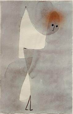 Paul Klee, Tanzstellung on ArtStack #paul-klee #art