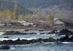 Villages forbidden to tourists in north Hamgyong province - North Korea | Flickr: partage de photos!