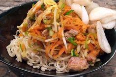 Makkelijke bami - Recept | 24Kitchen