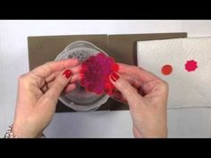 Simply Simple 2-MINUTE TUESDAY TIP - Reviving Your Photopolymer Stamps by Connie Stewart - YouTube