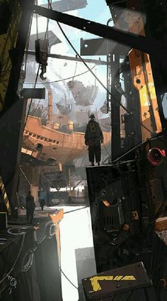 The Art Of Animation, Ian McQue