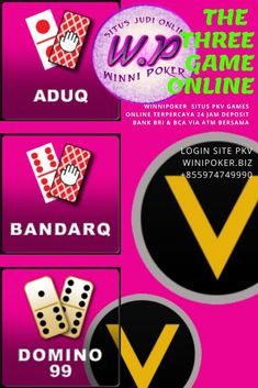 the three game online 24 Jam Di WinniPoker Login site download pkv games apk winni poker, situs agen judi poker domino qq online terpercaya 24 jam deposit pulsa bank indonesia, minimal deposit 10 ribu rupiah #pkvgames #perang #pkv #judionlin #situsjudi #pokeronline #poker #game #pkvqq #pkvonline #pkvjudiqq #pkvlogin #pkv99 #pkv88 #pkvjudi #pkvapk #pkvdownload #pkvpoker #pkvdominoqq #pkvaduq #pkvbandarq #pkvsakong #pkvbandar66 #pkvbaccarat Threes Game, Poker Games, Poker Online, Online Games, Link, Make It Yourself