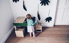 Игровой стол детский